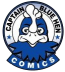 Captain Blue Hen Logo Icon